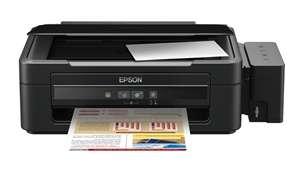 Impresora epson l210 con sistema continuo original de fabric