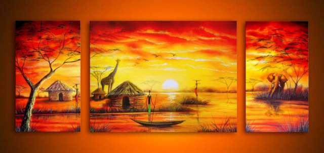 Cuadros modernos originales pinturas oleos y acrilicos en Floresta