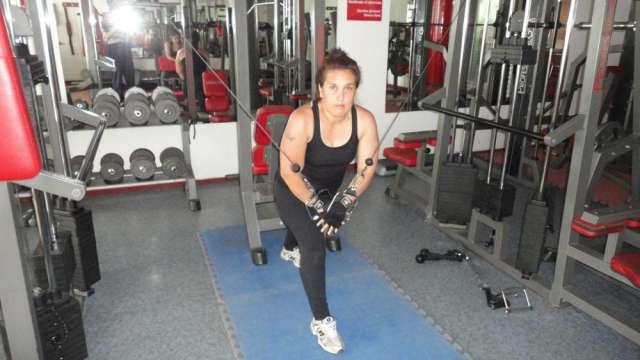 Fotos de Personal trainer e instructora en musculacion 4