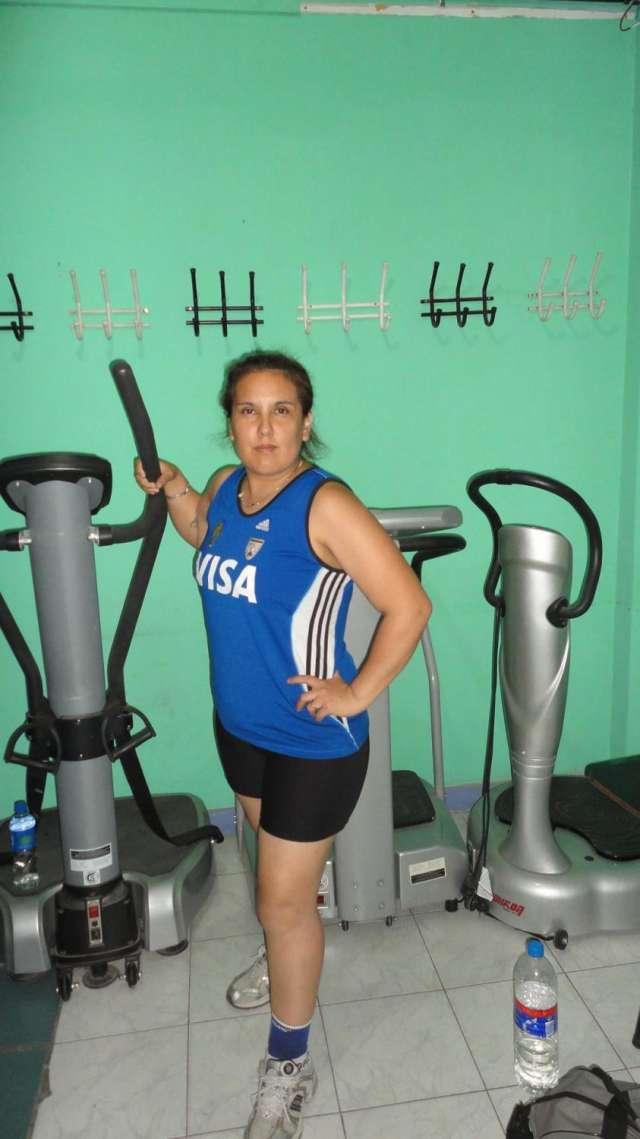 Personal trainer e instructora en musculacion