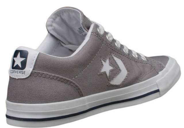 2converse gris 38