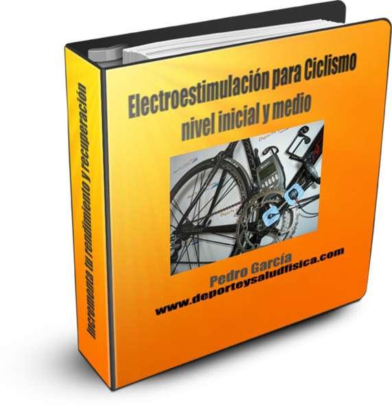 Entrenamiento para realizar ciclismo con electroestimulación