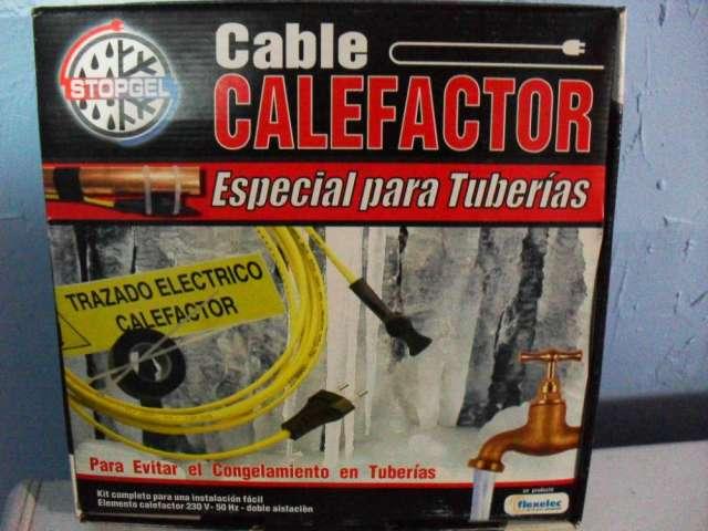 Cable calefactor stopgel - antifreeze
