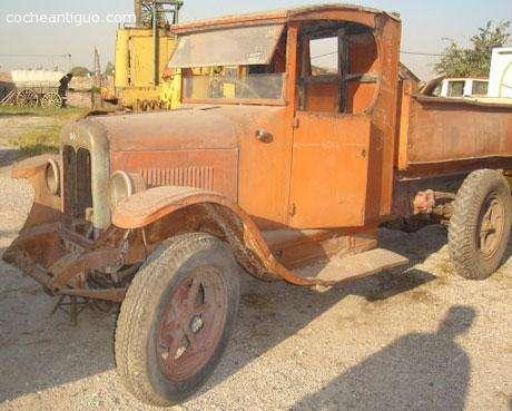 Fotos de Vendo camion international año 1928, para restaurar 1