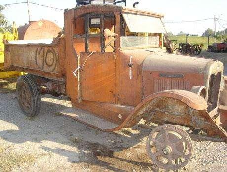 Fotos de Vendo camion international año 1928, para restaurar 2