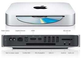 """Vendo mac mini core 2 duo, wifi, hdmi, 5 gb ram, con monitor de 23"""" 1080p samsung"""
