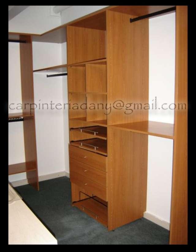 Carpintero daniel muebles a medida. la carpintería de daniel
