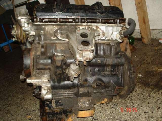 Motor Peugeot 504 Nafta 2 0 Mod 80 Con 04 En Lan U00fas