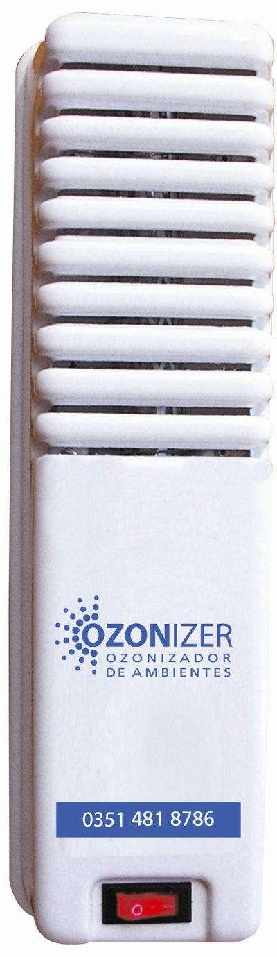 Ozonizador de ambientes - purificador, ionizador de aire para oficinas, hogar, restaurantes, etc.