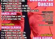 Taller ESCUELA DE DANZAS//Clases de Danza para niños