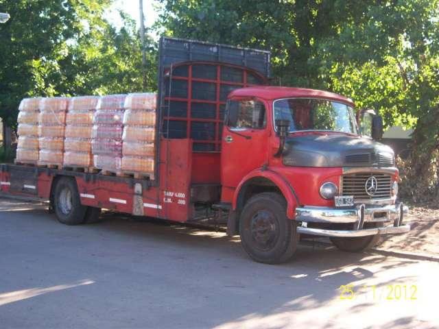 Camion mercedes benz 1114 modelo 1982