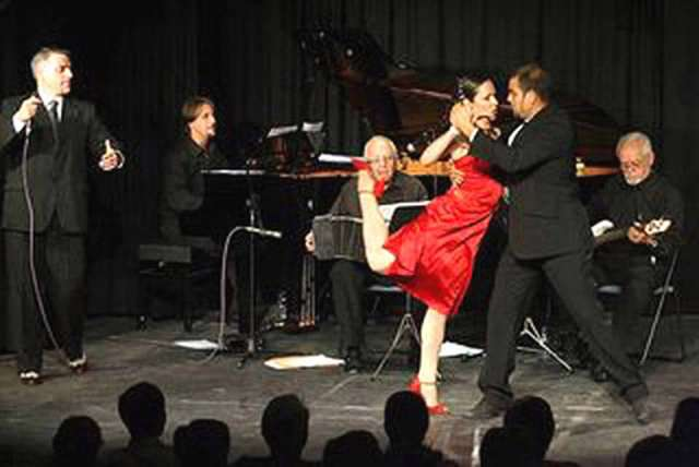 Show de tango para eventos-artistas internacionales