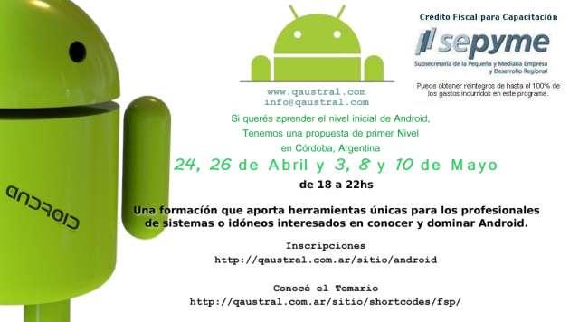 Formación inicial android - si querés conocer todo sobre el nivel inicial android,