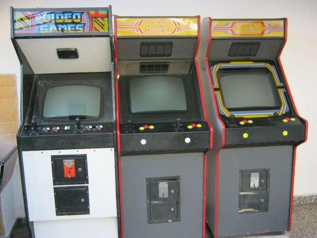Venta de maquinas de video juegos 44842152 en buenos aires.