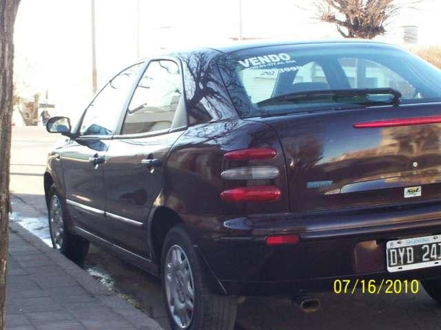 Vendo fiat brava elx modelo 2001, nafta, 1,6 16v