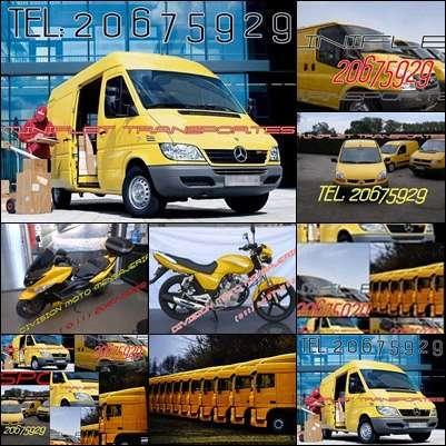Minifletes fletes mudanzas 011 2067 5929