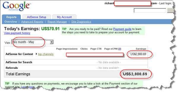 Usar google adsense en nuestro sitio web