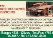 Techista zinguero rouys construcciones 47560473