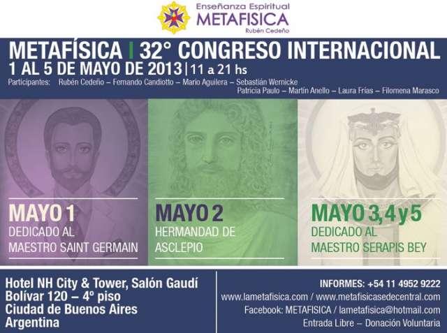 32-congreso internacional metafísico -2013 con rubén cedeño