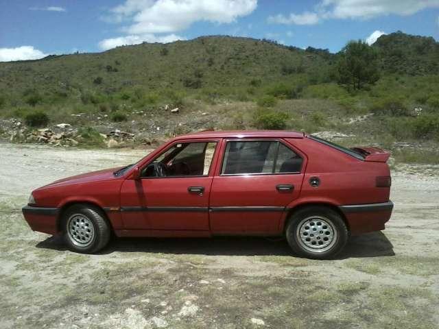 Alfa romeo 33 q4 permanent. 140 hp. traccion integral