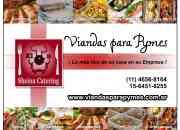 Viandas para Empresas Ramos Mejia y zona Oeste 15-6451-8255