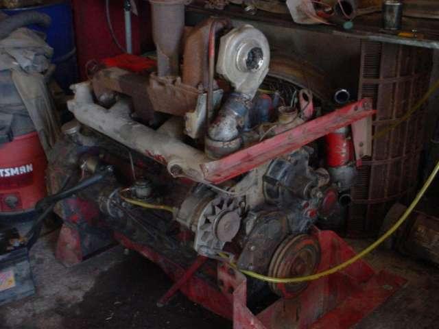 Vendo motor perkins turbo 6-354 fase 4 en Nueve de Julio - Otros