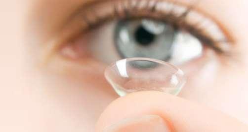 Recomendaciones para limpiar las lentes de contacto