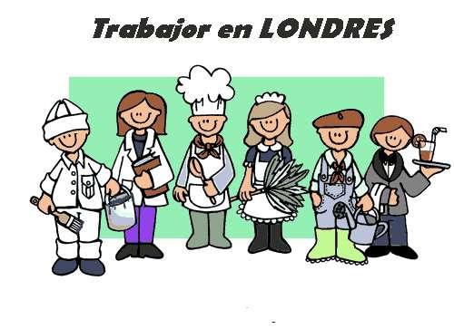 Cocinera, niñera , conductor, jardinero y guardia cuerpo urgentemente en londres