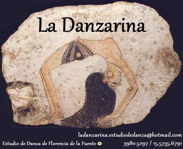 La danzarina, estudio de danza de florencia de la fuente. clases de danza - todas las edades