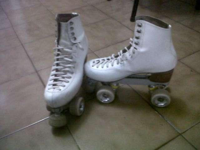 Vendo patines artísticos de especialidad libre n° 39/40
