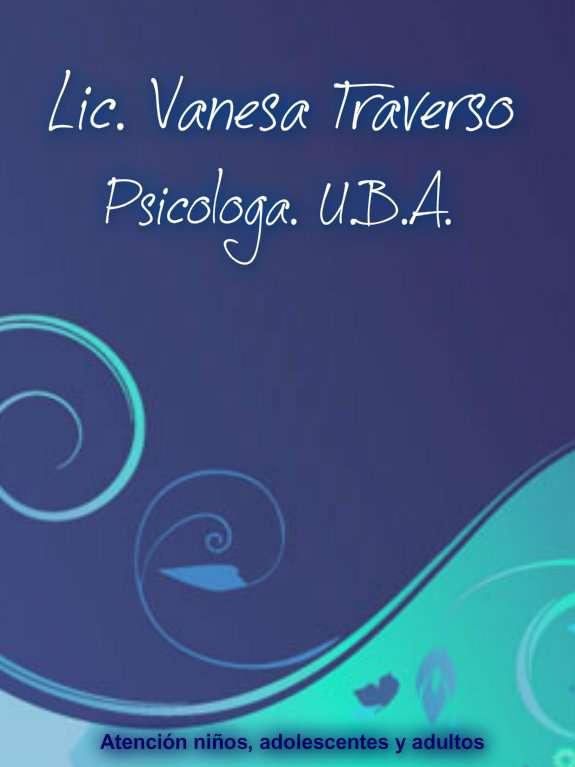 Psicóloga uba / atención niños, adolescentes y adultos