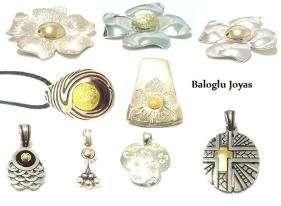 a3777c69da72 Venta por mayor de joyas en  plata 925- plata y oro - acero. en ...