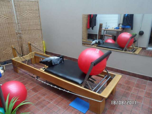 Clases de pilates y plataforma vibratoria