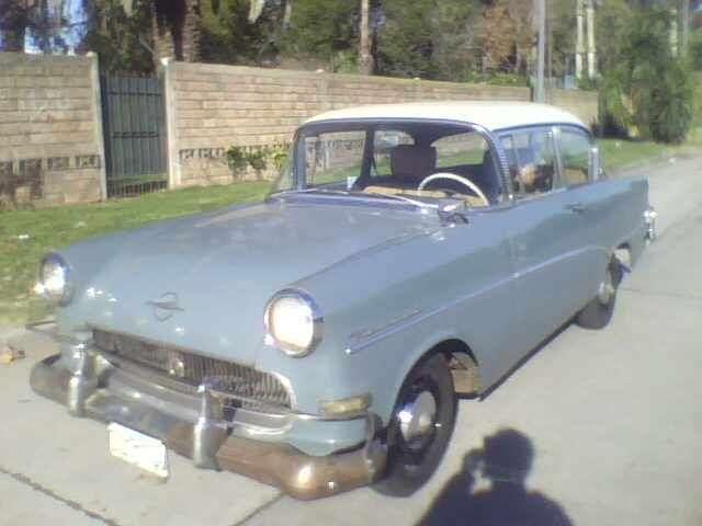 Vendo opel rekord olimpia modelo 1959
