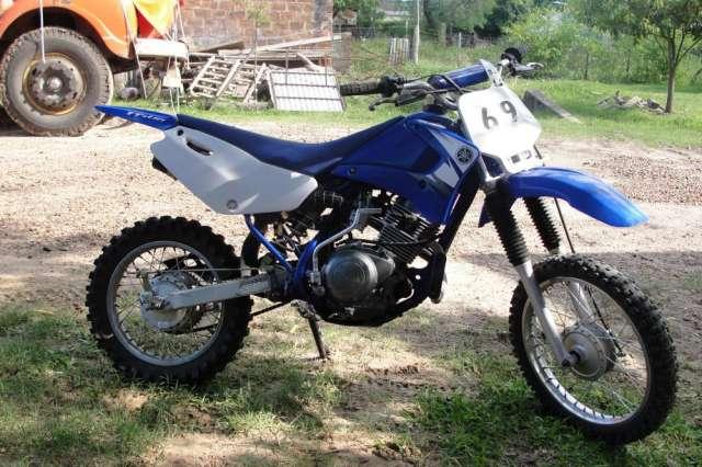 Vendo Yamaha Ttr 125 Mod Elo 2008 En Muy Buen Estado General En