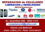 Reparacion de celulares en Parque Chacabuco