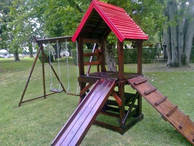 Best Juegos De Jardin Para Nios Madera Gallery - Amazing House ...