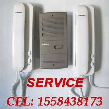 Reparacion de porteros electricos + instalacion camaras cctv