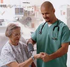 Me ofrezco como enfermero profecional