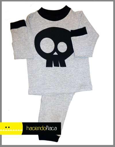 Pijamas para chicos de algodon con diseños exclusivos