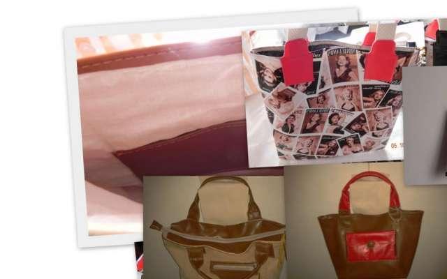 Armado y confección de carteras,bolsos,morrales,artesanías,etc.