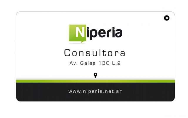 Fotos de Niperia consultora de informática y diseño 2