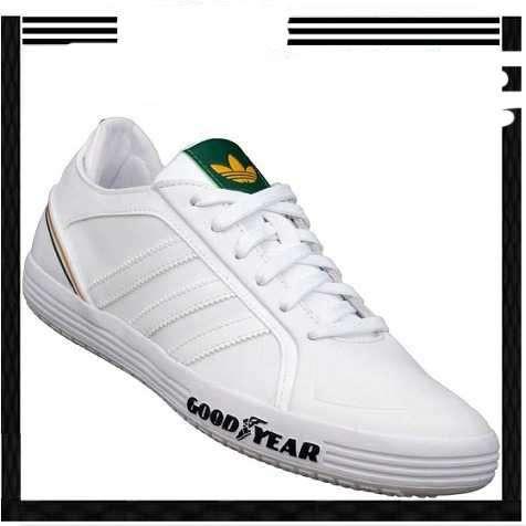 zapatillas adidas goodyear blancas