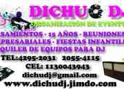dj sonido mas iluminacion mas humo a solo $500 DICHU DJ