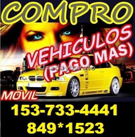 Compro autos pick-up furgones 4x4 camiones (pago mas)