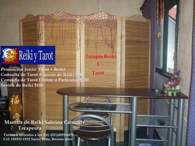 Tarot + reiki ( promo junio ) hace tu reserva!!