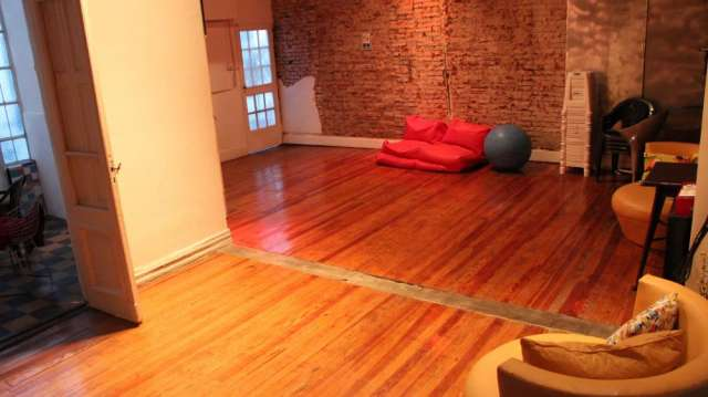Clases de yoga en palermo a cargo de alejandra percivale