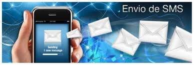 Envio de sms masivos a todas las localidades del pais