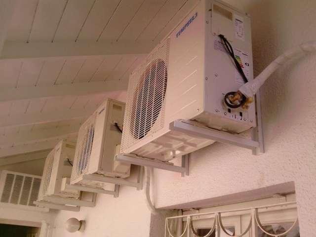 Instalacion aire acondicionado split