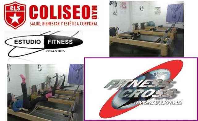 Certificacion metodo pilates fitness cross internacional